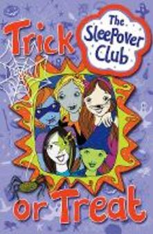 Trick or Treat - Jana Hunter - cover