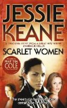 Scarlet Women - Jessie Keane - cover