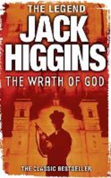 Wrath of God - Jack Higgins - cover