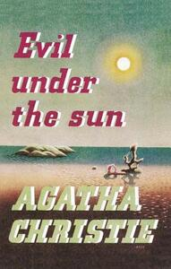 Evil Under the Sun - Agatha Christie - cover