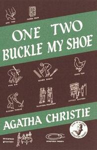 One, Two, Buckle My Shoe - Agatha Christie - cover