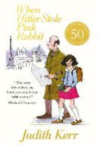 When Hitler Stole Pink Rabbit - Judith Kerr - cover