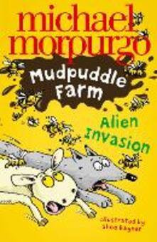 Alien Invasion! - Michael Morpurgo - cover