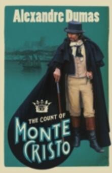 The Count of Monte Cristo - Alexandre Dumas - cover
