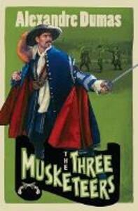 The Three Musketeers - Alexandre Dumas - cover