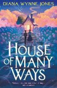 House of Many Ways - Diana Wynne Jones - cover