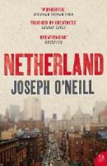 Netherland - Joseph O'Neill - cover