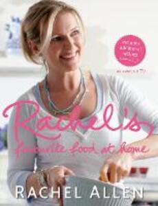 Rachel's Favourite Food at Home - Rachel Allen - cover
