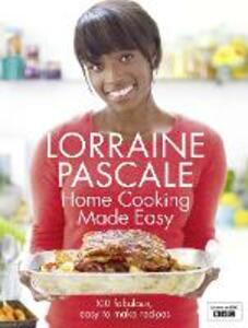 Home Cooking Made Easy - Lorraine Pascale - cover