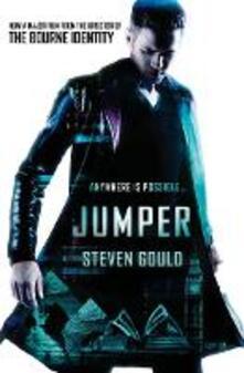 Jumper - Steven Gould - cover