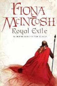 Royal Exile - Fiona McIntosh - cover