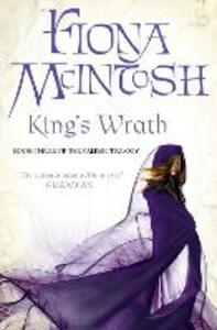 King's Wrath - Fiona McIntosh - cover