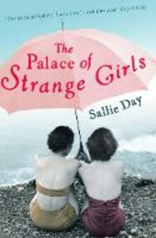 The Palace of Strange Girls - Sallie Day - cover
