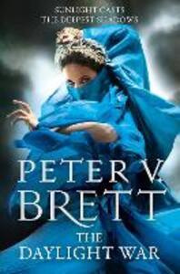 The Daylight War - Peter V. Brett - cover