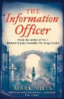 The Information Officer - Mark Mills - cover