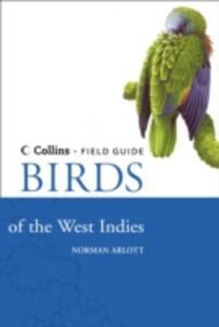 Birds of the West Indies - Norman Arlott - cover