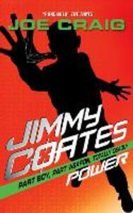 Jimmy Coates: Power - Joe Craig - cover