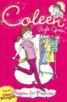Passion for Fashion - Coleen McLoughlin - cover