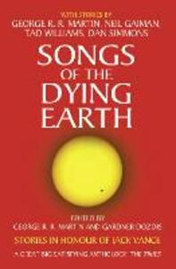 Songs of the Dying Earth - cover