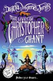 The Lives of Christopher Chant - Diana Wynne Jones - cover