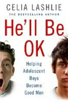 He'll Be OK - Celia Lashlie - cover