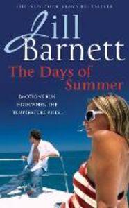 Ebook in inglese Days of Summer Barnett, Jill