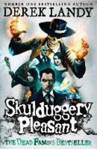 Ebook in inglese Skulduggery Pleasant (Skulduggery Pleasant, Book 1) Landy, Derek