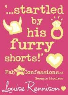 '...startled by his furry shorts!' (Confessions of Georgia Nicolson, Book 7)