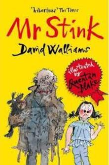 Mr Stink - David Walliams - cover
