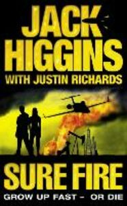 Ebook in inglese Sure Fire Higgins, Jack