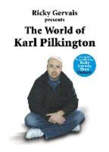 Ebook in inglese World of Karl Pilkington Gervais, Ricky , Merchant, Stephen , Pilkington, Karl