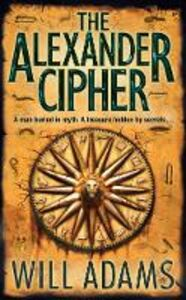 Ebook in inglese Alexander Cipher Adams, Will