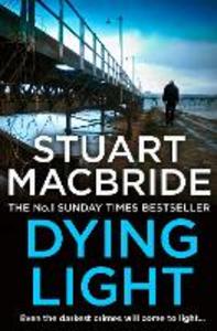 Ebook in inglese Dying Light (Logan McRae, Book 2) Macbride, Stuart