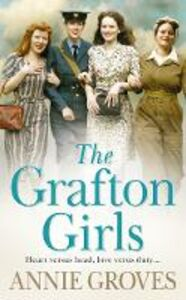 Foto Cover di Grafton Girls, Ebook inglese di Annie Groves, edito da HarperCollins Publishers