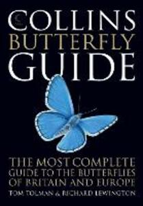 Collins Butterfly Guide: The Most Complete Guide to the Butterflies of Britain and Europe - Tom Tolman - cover