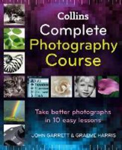 Collins Complete Photography Course - John Garrett - cover
