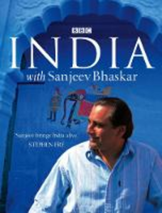 Ebook in inglese India with Sanjeev Bhaskar Bhaskar, Sanjeev