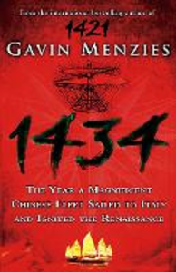 Ebook in inglese 1434: The Year a Chinese Fleet Sailed to Italy and Ignited the Renaissance Menzies, Gavin