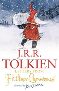 Letters from Father Christmas - J. R. R. Tolkien - cover