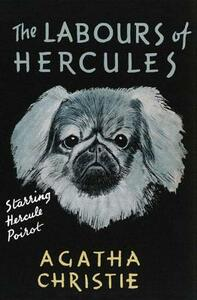 The Labours of Hercules - Agatha Christie - cover