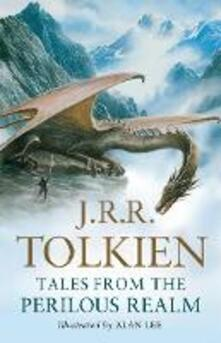 Tales from the Perilous Realm: Roverandom and Other Classic Faery Stories - J. R. R. Tolkien - cover
