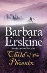 Child of the Phoenix - Barbara Erskine - cover