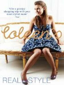 Coleen's Real Style - Coleen Rooney - cover