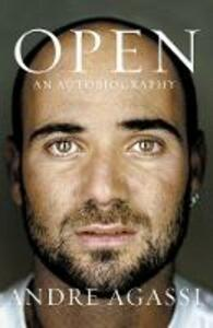 Open: An Autobiography - Andre Agassi - cover