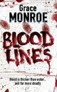 Ebook in inglese Blood Lines Monroe, Grace