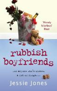 Ebook in inglese Rubbish Boyfriends Jones, Jessie