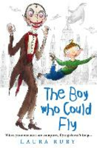 Ebook in inglese Boy Who Could Fly (The Wall and the Wing, Book 2) Ruby, Laura