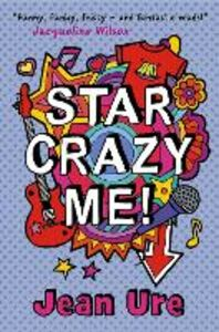 Ebook in inglese Star Crazy Me Ure, Jean