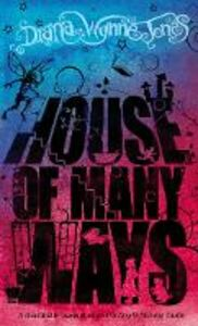 Ebook in inglese House of Many Ways Jones, Diana Wynne