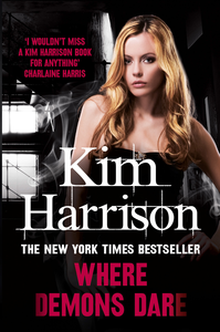 Ebook in inglese Where Demons Dare Harrison, Kim